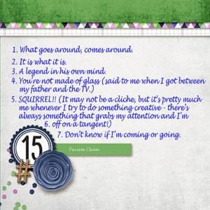 Day-15---Favorite-Cliches