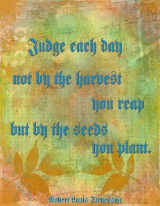 Judge-not-your-day-by-what-you-reap-but-by-the-seeds-you-plant
